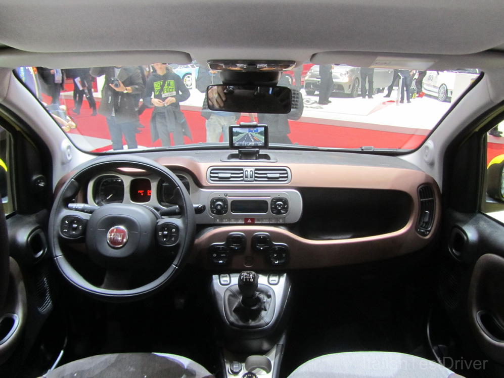 Fiat Panda Cross Autoscotto